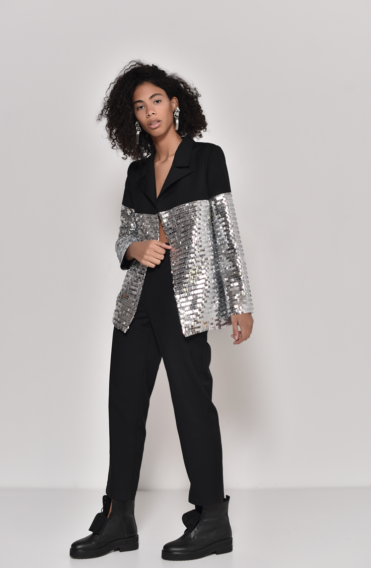 Sequin Suit